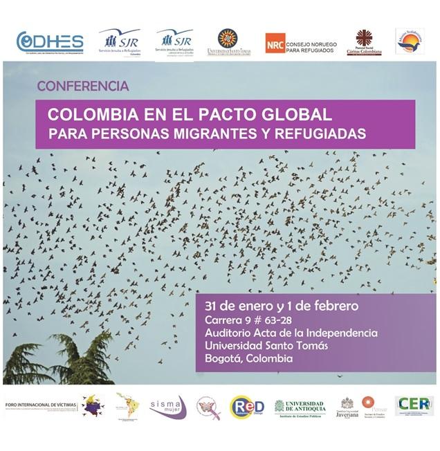 Pacto Global ¿Para dónde van los temas de migración y refugio en Colombia?