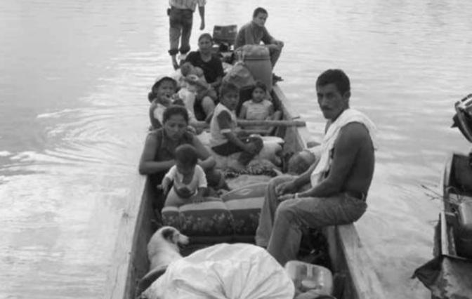 La Comisión de la Verdad frente a las víctimas de Desplazamiento Forzado