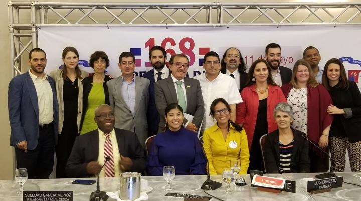 foto audiencia venezuela