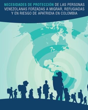 Cover Informe protección migrantes Venezuela