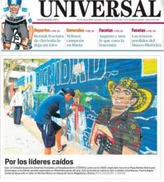 cover el universal
